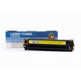 Toner Compatível Hp Cb542a Ce322a Cf212a Yellow Cp1215 M251 M276 Cm1415 Cp1525 1510 Bestchoice 1.4