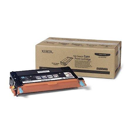 Toner Original Xerox 113r00723 Cyan Phaser 6180 6K