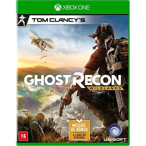 Game Tom Clancys Ghost Recon Wildlands Limited Edition - XBOX ONE