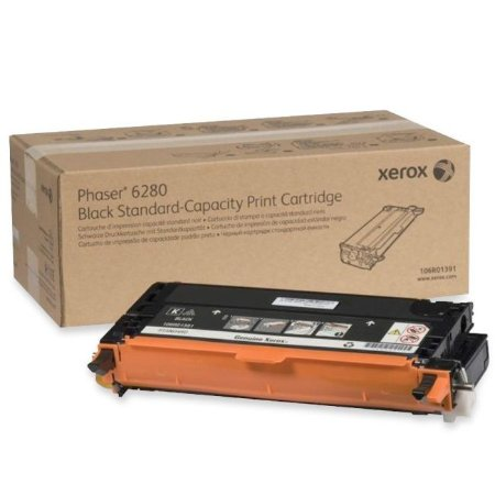 Toner Original Xerox black 106r01403 Phaser 6280 6k