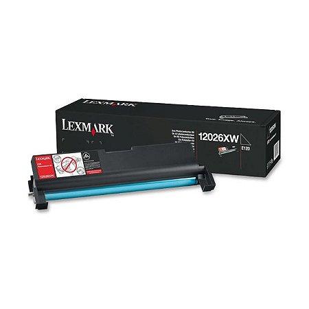 Fotocondutor Original Lexmark 12026Xw E120 E120n Lexmark 30k