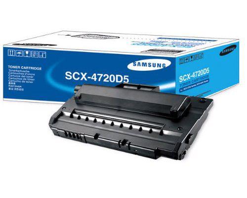 Toner Original Samsung SCX-4720D5 SCX-4720F  SCX-4720FN