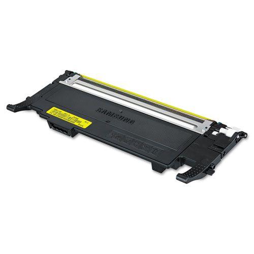 Toner Compatível Samsung Clt 407 Y407 Yellow Clp-320 Clp-325 Clx-3185 Clx-3285 1K