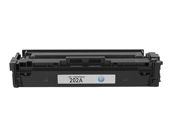 Toner Compatível  Cf501a 202a Azul M281 M254 M281FDW M254DW BestChoice 1.3k
