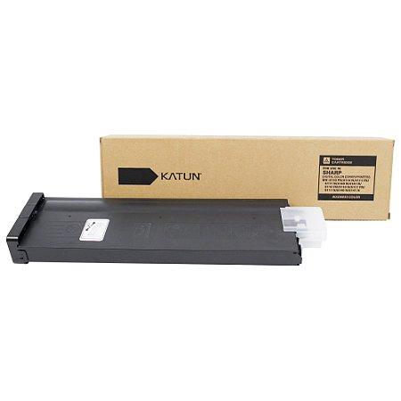 Toner Katun MX-51BTBA MX-51NTBA Preto P/ Sharp MX4110 MX4111 MX5110 MX5111 40k