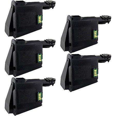 Kit 5un Toner Compatível Kyocera TK1112 TK-1112 Fs1040 Fs1020 Fs1020 Fs1120 Fs1120 2,5k