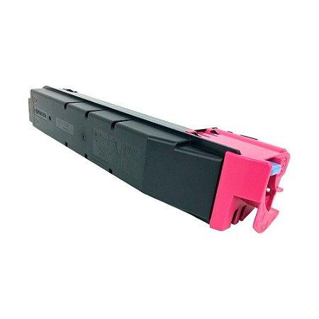 Toner Compatível Kyocera Tk-8307 Tk8307 Tk8307m Magenta Taskalfa 3050 3051 3550 3551 Isd 15k