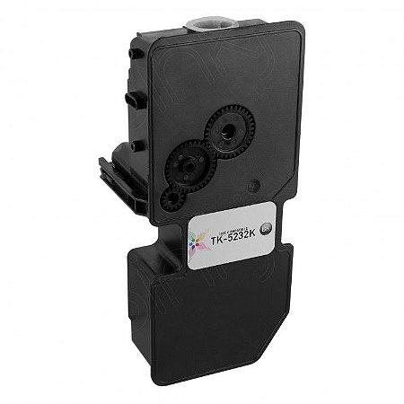 Toner Compatível Kyocera Tk5232 TK5232k Black Ecosys M5521 P5021 M5521cdw P5021cdw 2,6k