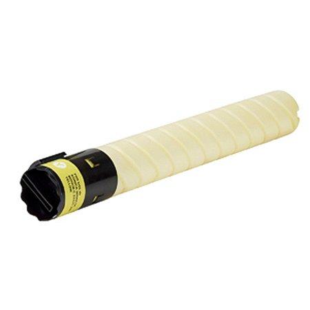 Toner Compativel Konica Minolta Tn-321y TN321 Yellow Bizhub C224 C284 C364 27k