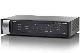 Roteador Cisco Rv320-k9-Na 4 Gigabit Lan + 2 Wan Gigabit Vpn