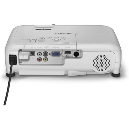 Projetor Epson Powerlite S41 S41+ Svga HDMI 3300 Lumens Bivolt
