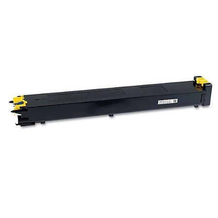 Toner Compatível Sharp MX-31NTYA Yellow MX2600 MX3100 MX4100 MX4101 MX5001 Isd 10k