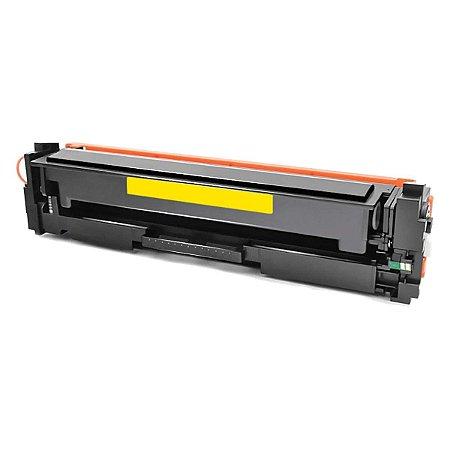 Toner Compatível  Cf512a 204a Yellow M180 M180nw 0,9k