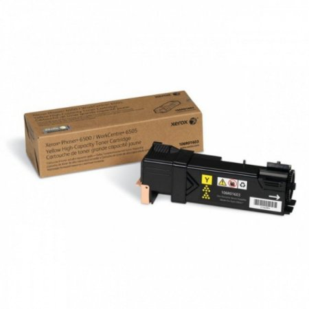 Toner Original Xerox 106r01603 | Yellow Phaser 6500 Wc 6505  2.5k