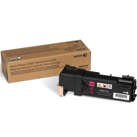 Toner Original Xerox 106r01602   Magenta Phaser 6500 Wc 6505  2.5k