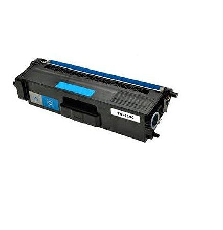 Toner Compatível Brother Tn419c Cyan Tn413 Tn419 Tn429 L8360 L8610 L8900 L9570 9k Alto Rendimento