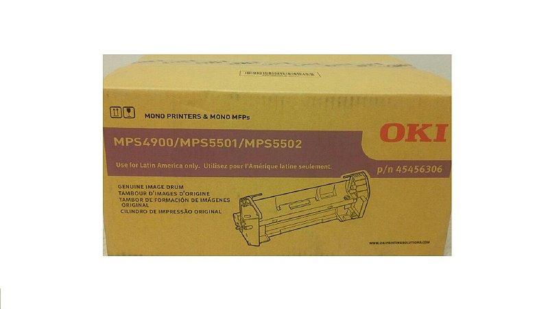 Tambor Imagem Original Okidata MPS4900 MPS5501 MPS5502 | 45456306 | 72k