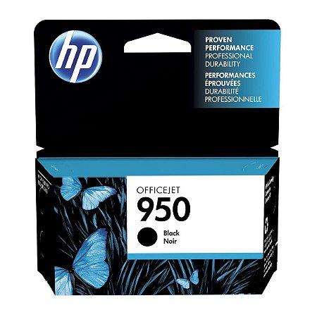 Cartucho Original HP 950 Black Cn049ab HP 8100 8600 8630 8610 8620 251dw 276dw 24ml