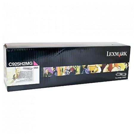 Toner Orginal Lexmark C925h2mg Magenta C925 X925 7,5k