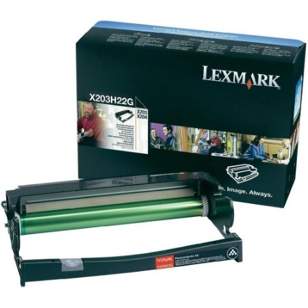 Fotocondutor Original Lexmark X203h22g X203 X204 30k
