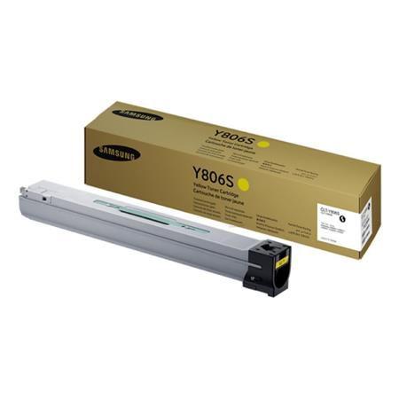 Toner Original Samsung Clt-y806s Y806 Yellow | X7400 X7600 X7500 30k