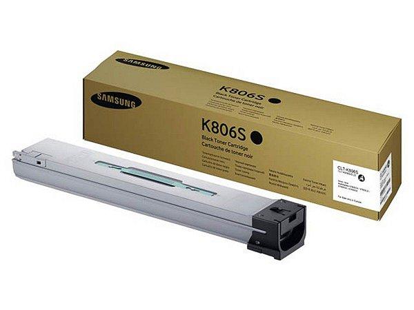 Toner Original Samsung Clt-K806s K806 Black | X7400 X7600 X7500 45k