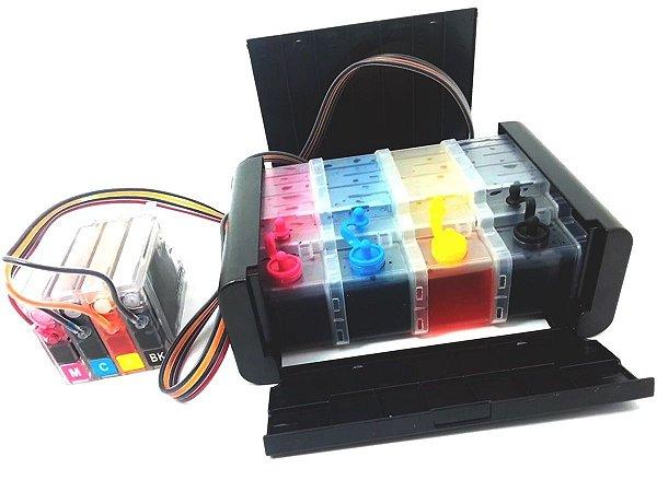 Bulk Ink Hp 8600 | 8100 Cartuchos Novo Chip Atualizado hp 950 hp 951