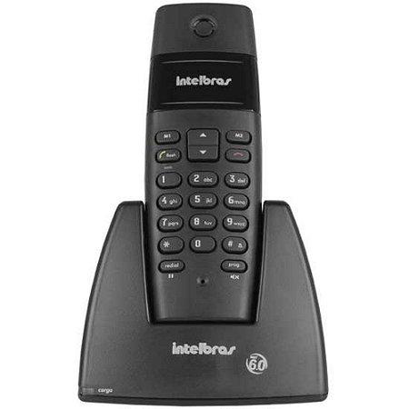 Telefone Sem Fio - Intelbras - TS40 - Preto