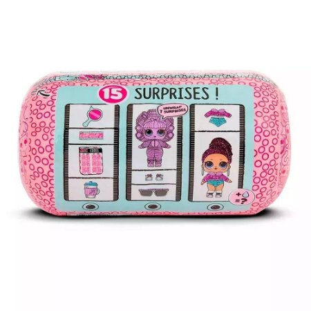 Mini Boneca Surpresa - LOL - Under Wraps Doll Surprise 2 - Candide 8911
