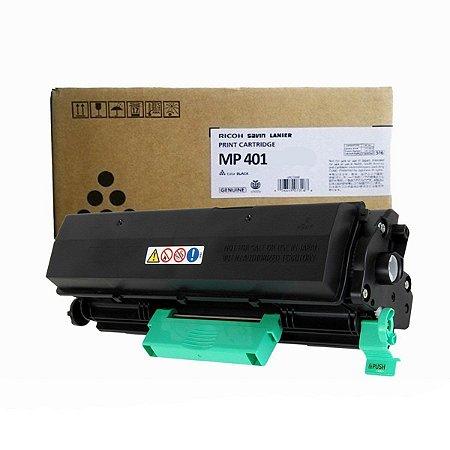 Toner Original Ricoh 841886 Mp401 SP4520 Sp4520dn Mp401spf Mp402 Mp402spf 10,4k