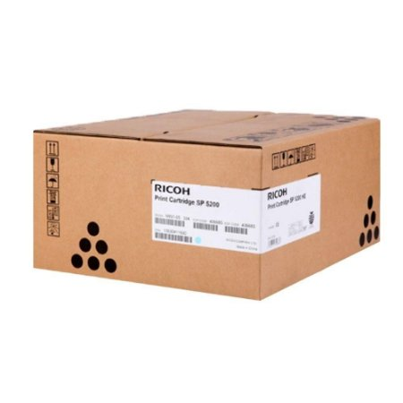 Toner Original Ricoh Black Sp5200 Sp5210SP 5200DN SP5200S SP5210 25k 406683