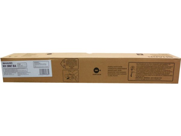 Toner Original Sharp MX-36NTBA Black Mx36bt Mx3610N Mx2610N Mx3110N 36bt 24K