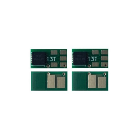 kit 4 Chip P/ Toner Hp Cf510a Cf511a Cf512a Cf513a K M C Y 204a M180 M180nw