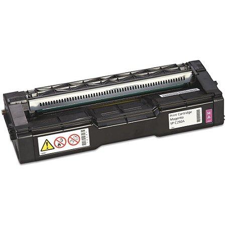 Toner Compativel Ricoh Sp C252h Yellow Sp C252sf C242 C232 C252 6k