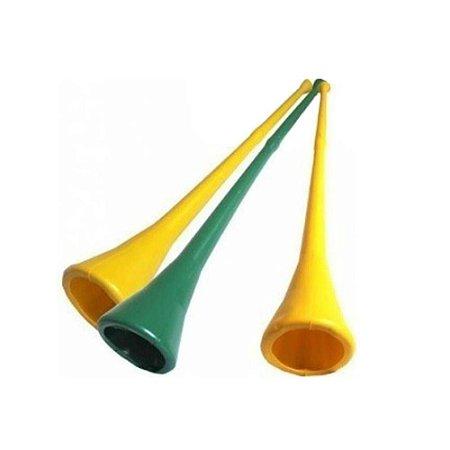 Cornetão Vuvuzela Brasil 65cm
