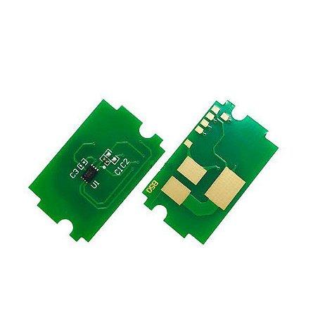 Kit com 4 Chip p/ Toner Kyocera Tk5242 TK5242 K M C Y M5526 P5026 3k