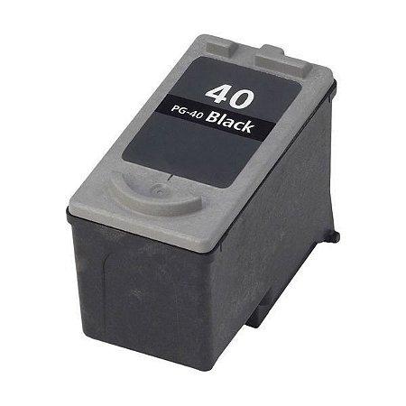 Cartucho Compativel Canon Pg140 Pg 140 Black Pixma Mg 2110 3210 4110 Mx 431 371 8Ml