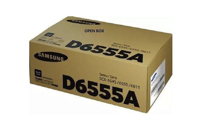 Toner Original SamsungD6555 Open Box SCX-D6555A SCX-6555N SCX-6555NX SCX-6545N 25K