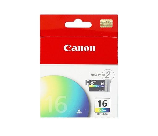 Cartucho Original Canon Bci-16 Bci16 iP90 iP90v Selphy DS700 DS810 C/2