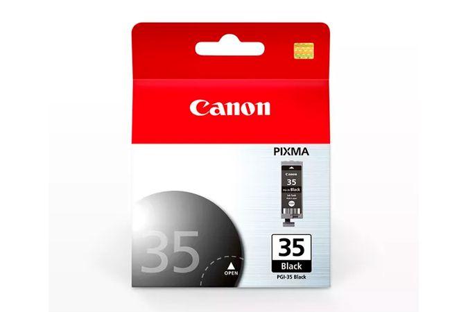 Cartucho Original Canon PGI-35 PGI35 Black iP100 iP110 9,3ml | 1509B020AA