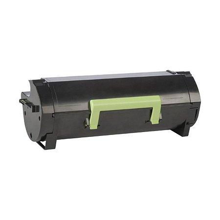 Toner Compatível Lexmark 60Bh 604H 60F4H00 Mx310 Mx410 Mx511 Mx610 Mx611 10K