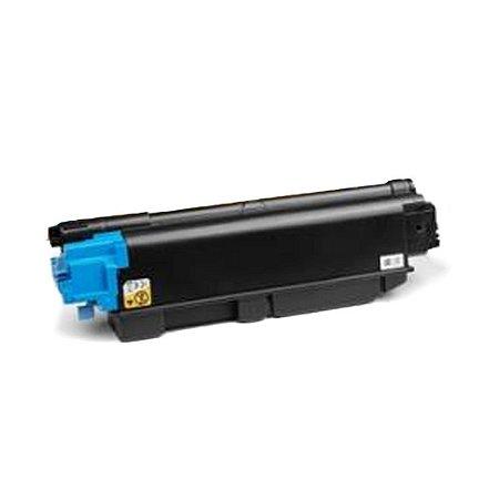 Toner Compativel Kyocera Tk5282c Tk-5282c Cyan Kyocera Ecosys M6635 M6235 P6235 11k