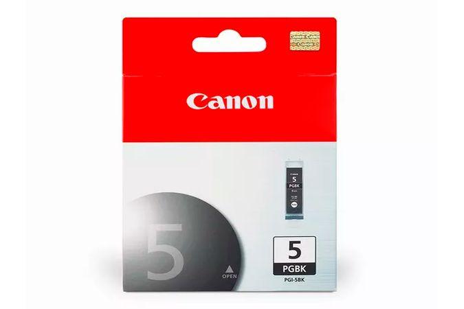 Cartucho Original Canon PGI-5 iP3500 iP4200 iP4300 iP4500 MP520 MP530 26ml