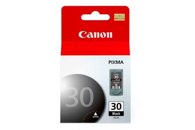 Cartucho Original Canon Pg30 Pg-30 Mp150 Mp170 Mp160 Mx300 Mx310 Ip1600 Ip1800 11ml