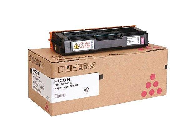Toner Original Ricoh Sp C310ha Magenta Sp C231 C232 C242 C311 C320 C342 6K