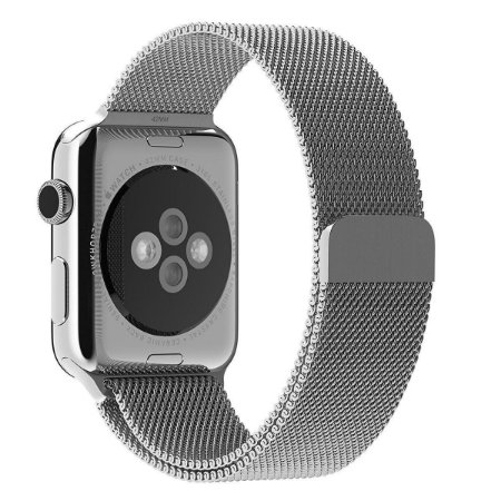 Pulseira Milanese Para Watch Iwatch 44mm Series 5