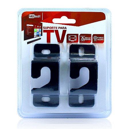 Suporte Fixo Universal P/ Tv LCD Led 13 ate 120 Polegadas Até 60kg MB84173