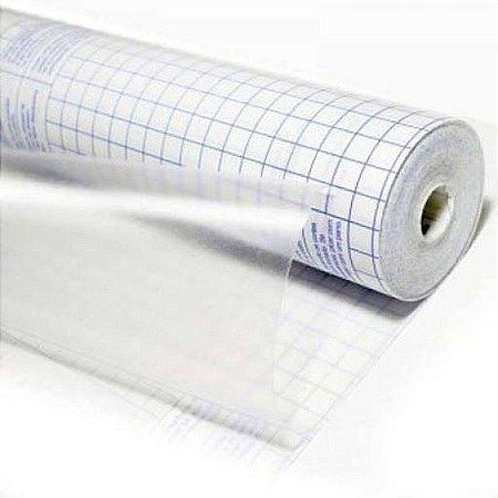 3 Rolos Papel Contact Adesivo transparente 45cm X 2 metros