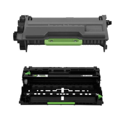 Kit Toner E Cilindro Compatível Brother Tn3472 Tn880 Dr3440 Dr3442 L5652dn L5602 L6702dw