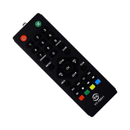 Controle Remoto Para Imagevox Df03 Df05 Multilaser Re219 Re-219